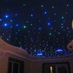 Натяжной потолок звездное небо купить