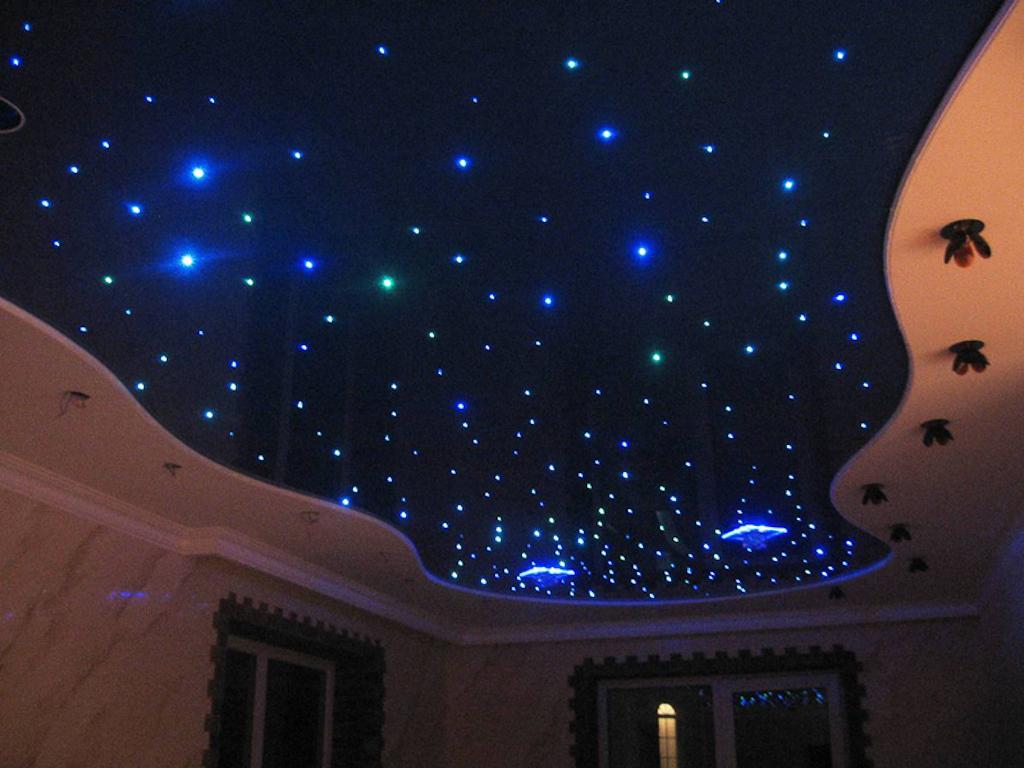 Натяжной потолок звездное небо купить в Краснодаре и крае, Ростове