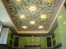 купить тканевый натяжной потолок