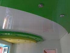 натяжные потолки дешево